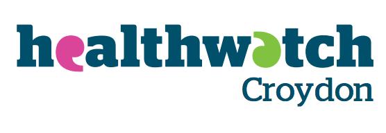 health watch Croydon Logo